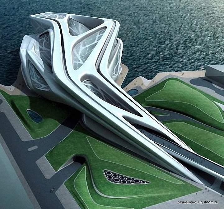 арт-центр в Абу-Даби