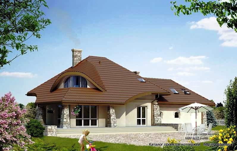 Строительство дачных домов в Тверской области Проекты