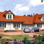 Двухквартирный дом
