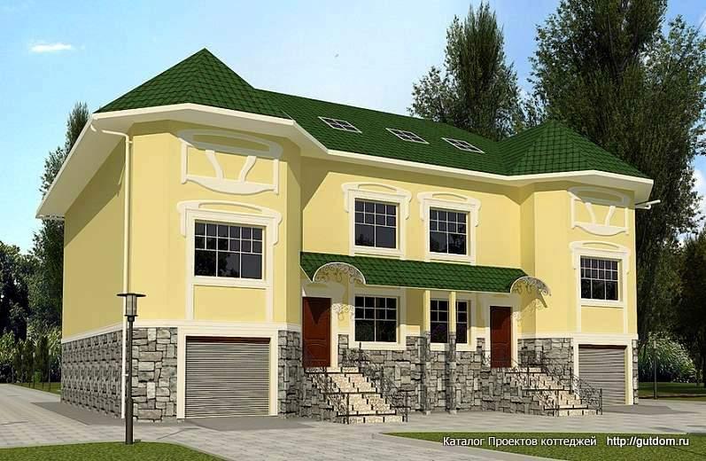 Дома из бруса под ключ, проекты и цены: строительство