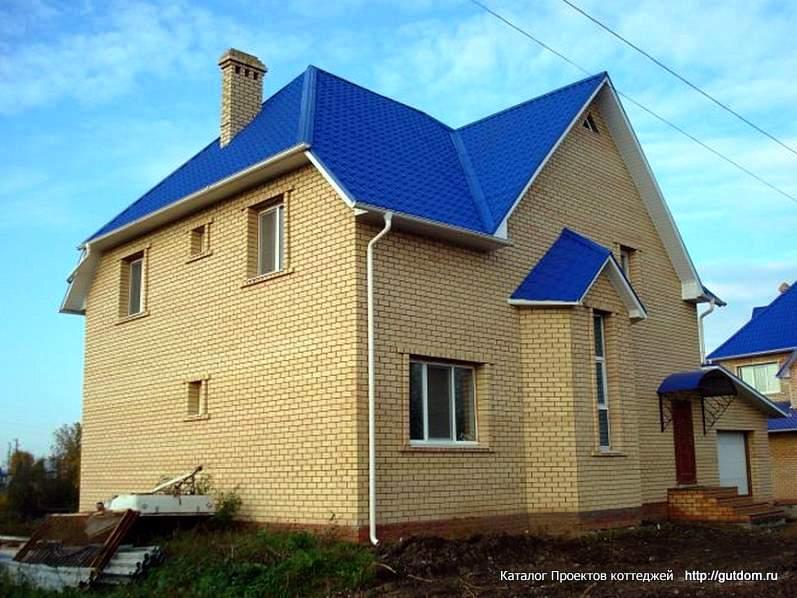 строительство дома двухэтажного