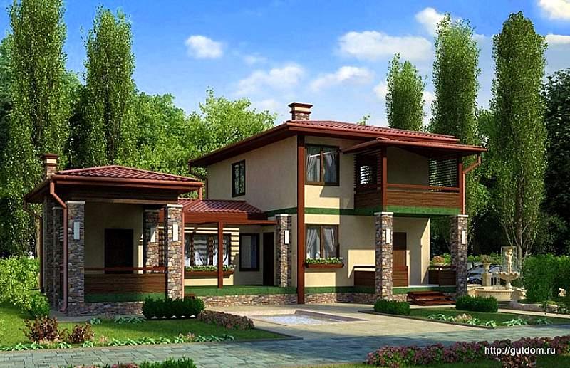 проект СИП дом