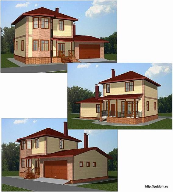 СИП дом проект