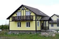 Проект двухэтажного дома СИП 131 ум