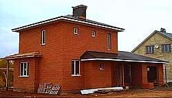 Проект двухэтажного дома СИП 133-1 ум