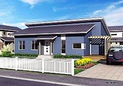Проект одноэтажного дома СИП 71 ум