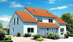 Дом на две семьи Проект ГБ70 ум