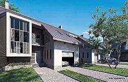 Проект дома Ytong ГБ74 ум