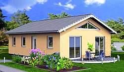 Проект одноэтажного дома ГБ54 ум
