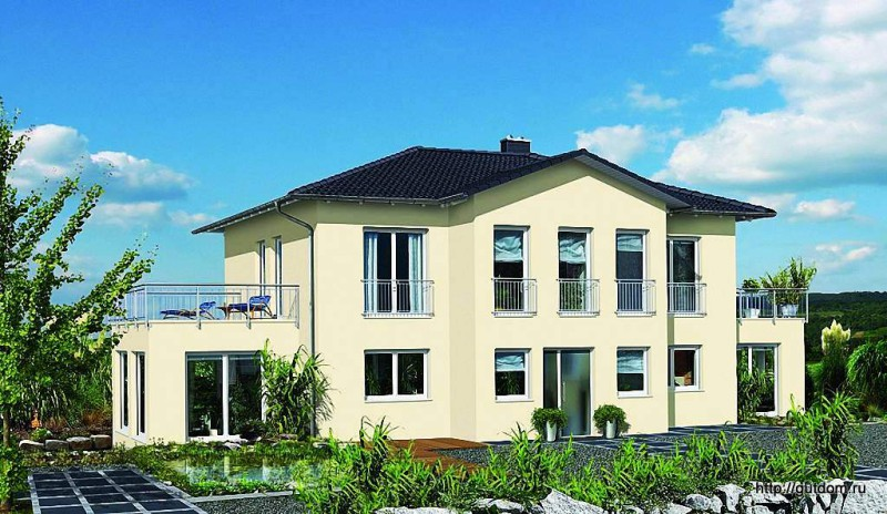 Проекты домов Ytong