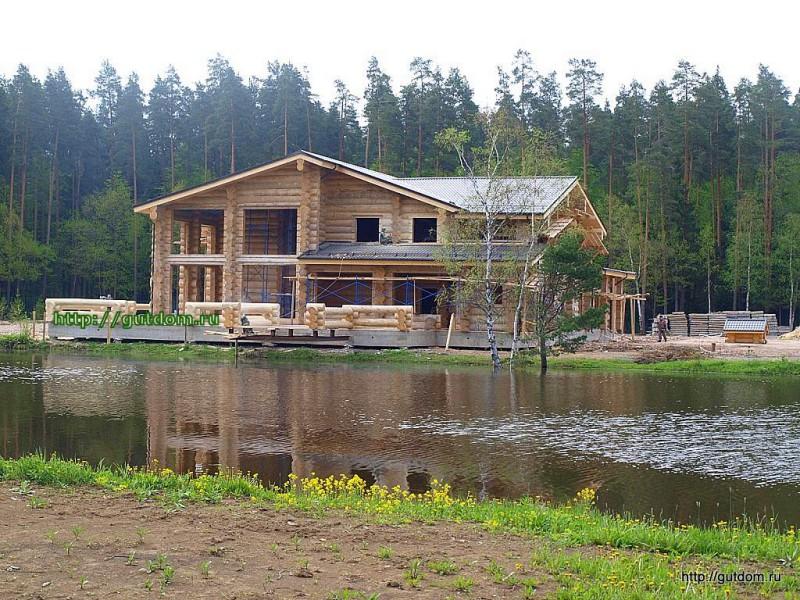 Оздоровительный комплекс Русская изба, Проект Вика6, фото 3