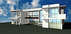 Проект двухэтажного дома площадью Влад3 ум