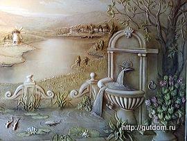 Барельефы барельефные панно в Нижнем Новгороде и Нижегородской области