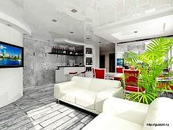 Дизайн проект интерьер квартиры Нижний Новгород