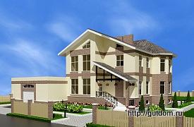 Проект дома Ладо14, 275