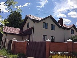 Проект стропильной крыши Кир3