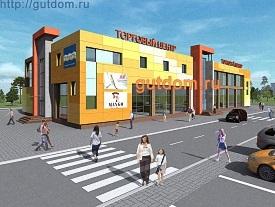 проект магазина