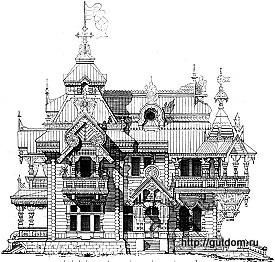 Проекты домов сборник 2