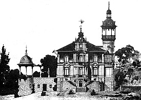Проект виллы, Германия, конец 19 века, 275