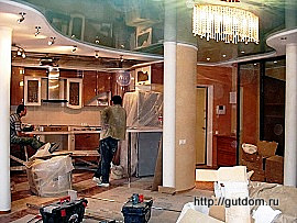 отделка квартир, коттеджей в Нижегородской области
