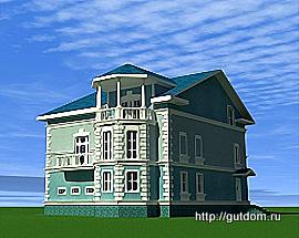 проектирование домов коттеджей Нижний Новгород