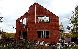 строительство домов и коттеджей в Нижегородской области