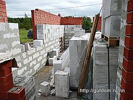Строительство коттеджей в Нижегородской области