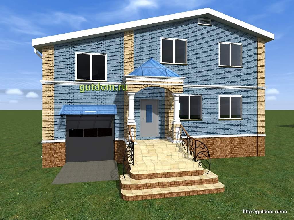 Планировка дачного дома: одноэтажного, двухэтажного, с