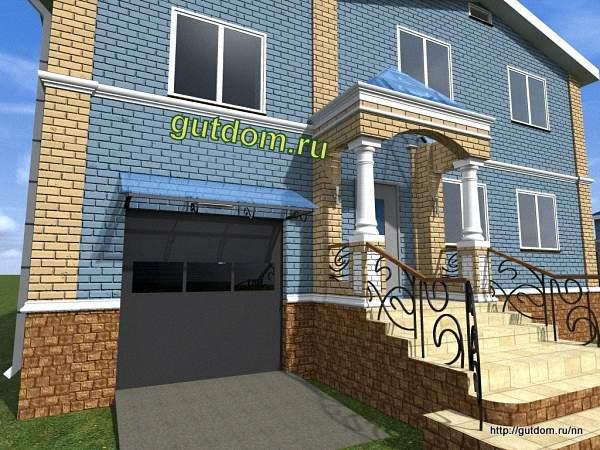 Смета на строительство дома из пеноблоков: расчет стен
