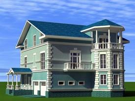 купить Проект дома Ладо1 - 383 м2