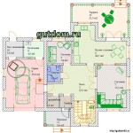 планировка дома