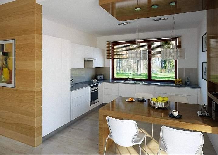 Фото ремонтов и дизайнов одноэтажных домов