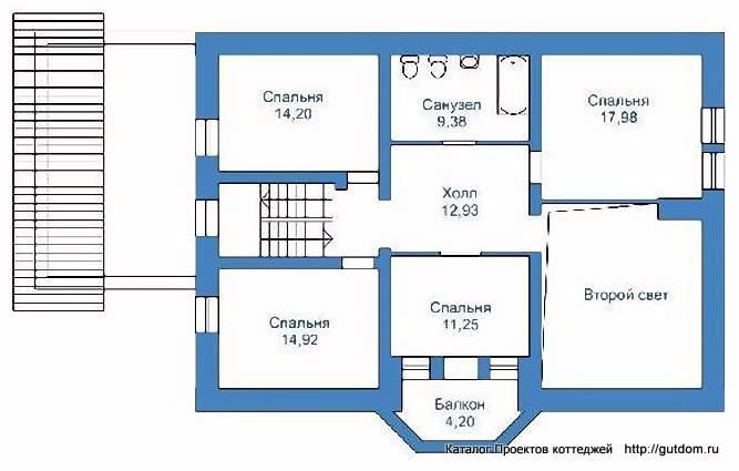 что проект дома площадью 200м2 2 этажа полные аэроплан чем узнать, как