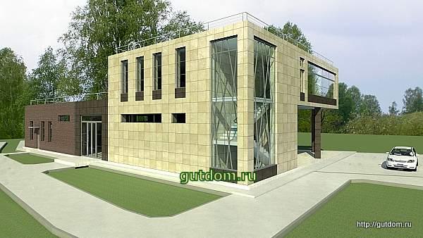 Офисного здания нижний новгород