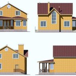 Проект двухэтажного дома СИП 14 площадью 182,7 м2