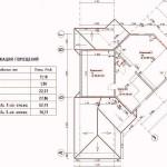 Проект одноэтажного дома с мансардой СИП 28 площадью 169,1 м2