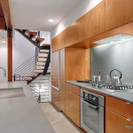 Дом трехэтажный площадью 156,8 м2 в Сиэтле США