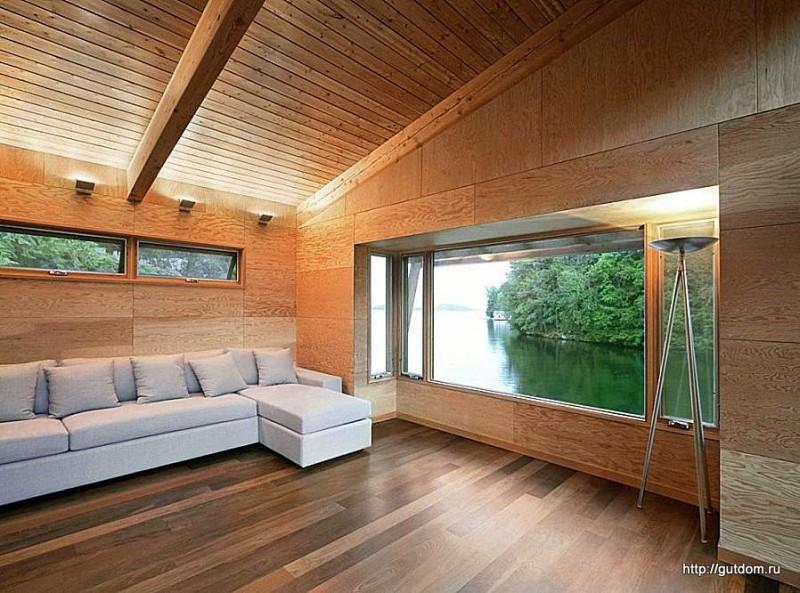 фото 8 эллинг на озере Мускока