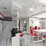 Дизайн Проект квартиры площадью 140 м2 Ладо2 Нижний Новгород