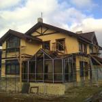 Зимние сады витражи в Нижнем Новгороде, изготовление монтаж