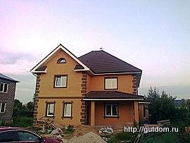 Проекты стропильной крыши