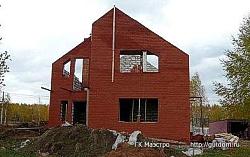 Строительство домов коттеджей в Нижегородской области Нижнем Новгороде
