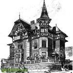 Проекты домов вилл дач 7 сборник, Ретро Архитектура История