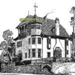 Ретро Проекты вилл домов дач, 5 сборник, История Архитектуры
