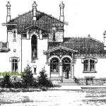 Проекты домов дач вилл 8 сборник, история архитектуры 19 век