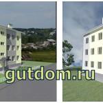 Проекты малоэтажных домов