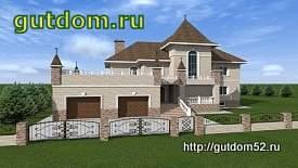 проект дома 475 кв.м, 275