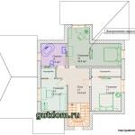 Проект дома 216 кв.м Зл4
