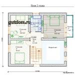 Проект дома 201 кв.м Зл10