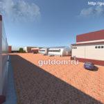 Визуализация производственной базы  ГаП39